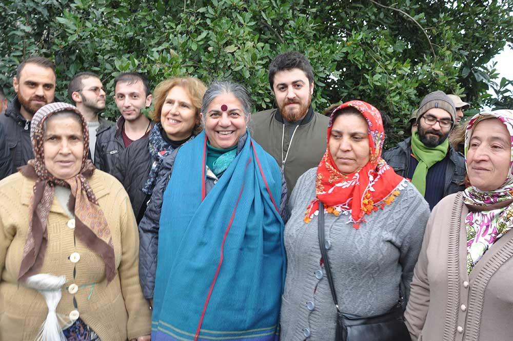 Vandana Shiva: Zeka ile Aptallık Arasında Geçen Bir Mücadele Bu