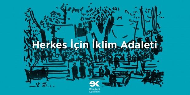 Ekoloji Kolektifi Paris Anlaşması'nı Türkçeye çevirdi: Okuyun, çoğaltın, dağıtın!