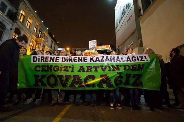 Cengiz İnşaat'a yönelik Meclis araştırmasını AKP reddetti, MHP çekimser kaldı