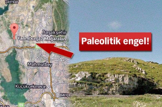 Kanal İstanbul'da güzergâhı 'Paleolitik Çağ' değiştirmiş