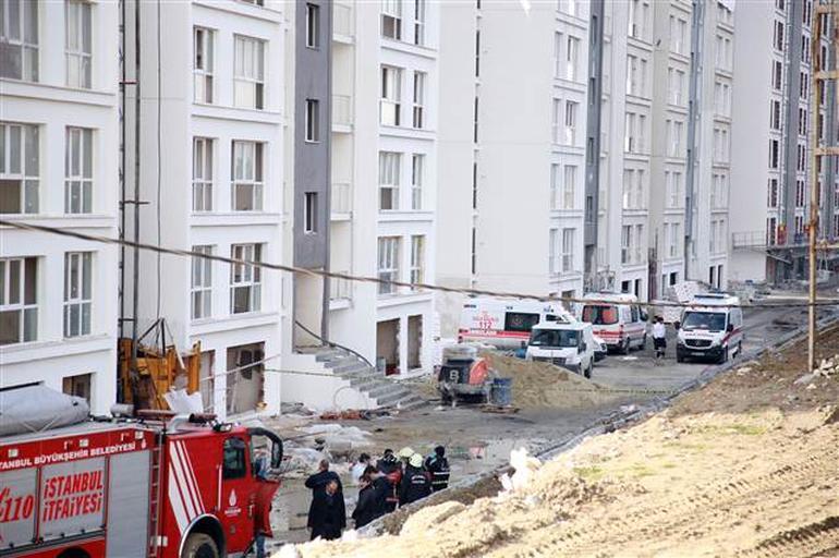 Üç işçinin can verdiği inşaat mühürlü olduğu halde kaçak yapılıyormuş