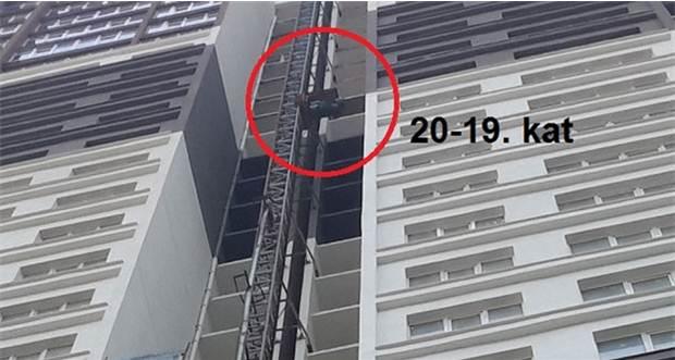 3 işçinin öldüğü asansörün fren sistemi bakımsızlıktan çalışmıyormuş