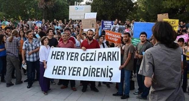 Erzincan'daki 'Gezi davası'nda ceza yağdı: 14 kişiye 17 yıla kadar hapis cezası