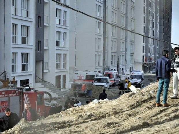 Yine inşaat yine iş cinayeti: İstanbul'da üç işçi hayatını kaybetti