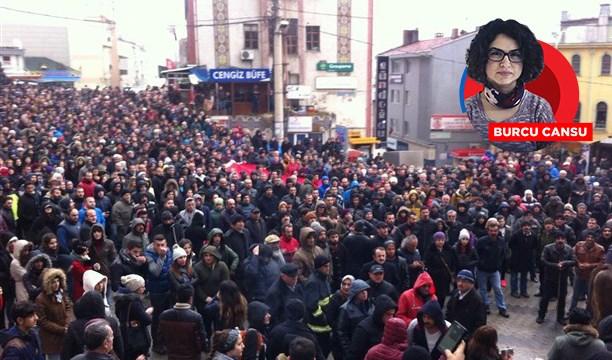 Cerattepe Direnişi'nde AKP'liler de var