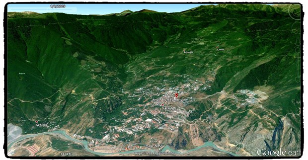 Çevre örgütleri: Cerattepe'de maden projesi derhal durdurulsun