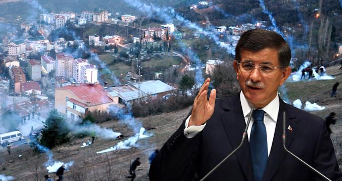 Başbakan Cerattepe'de pansuman yapmış! (1)