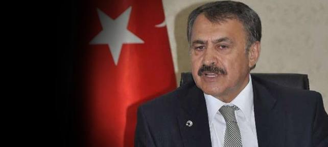 """Orman Bakanı Eroğlu, """"O eylemcileri tespit edip gerekli cezayı vereceğiz"""""""