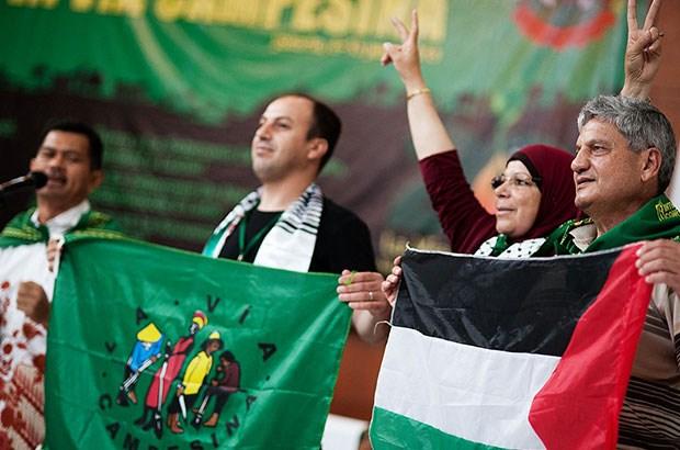 Filistinli çiftçilerin temsilcisi Ali Hassouneh: Her yağmur damlası bizim için önemli