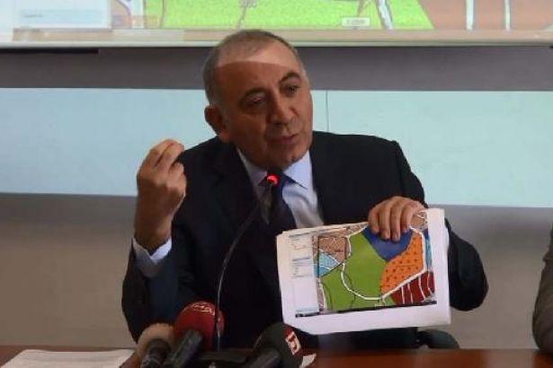 'Çamlıca Cami çevresine rezidans, otel, eğlence merkezi yapılacak'