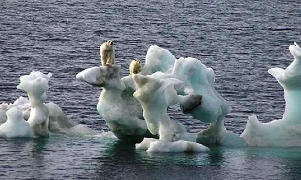 Küresel Isınma: Gezegen çapında istikrarsız değişiklikler