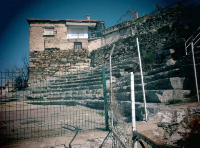 Muğla'da Kyon Antik Tiyatrosu İçindeki Otopark Kaldırıldı