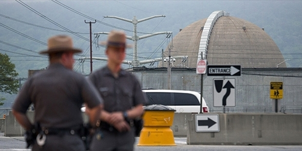8 ay önce patlayan New York'taki nükleer reaktörde yeni bir radyoaktif sızıntı