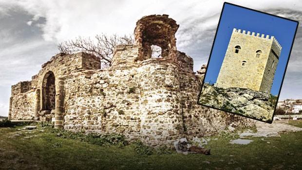 Şile Kalesi Bitti Sıra Riva Kalesi'nde