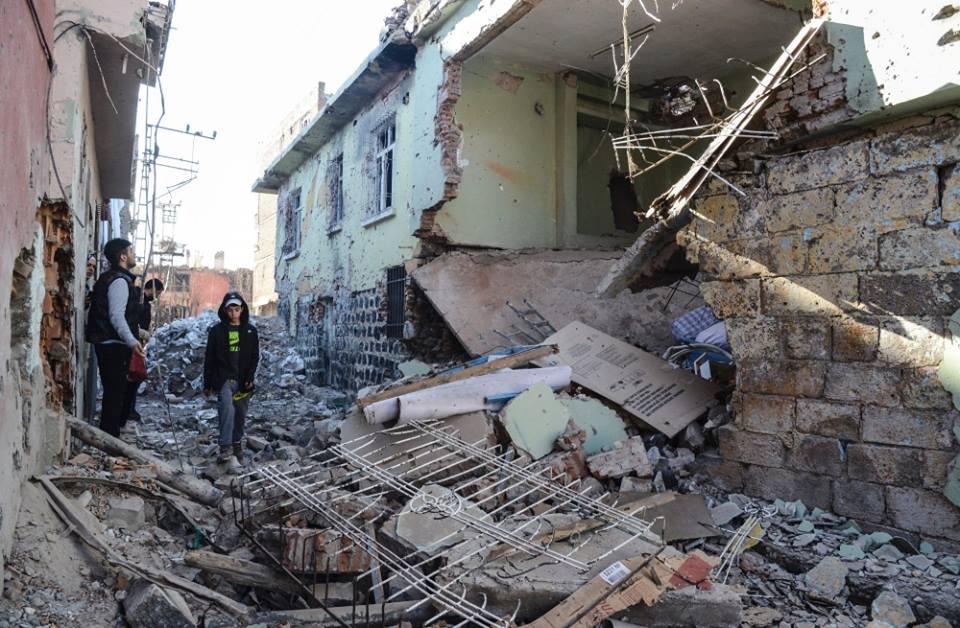 İKS: Sur'da TOKİ'ye geçit yok!