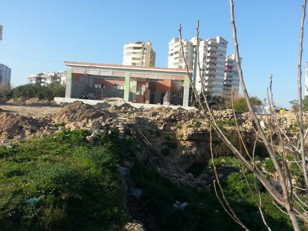1. derecede SİT alanında bulunan Bababurnu Deniz Feneri inşaatı yeniden başladı!