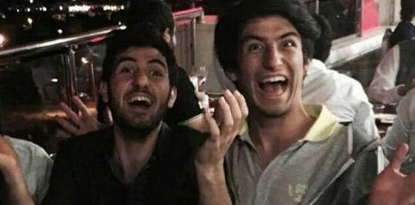 Gülüşleri isyanımızın fotoğrafıdır!