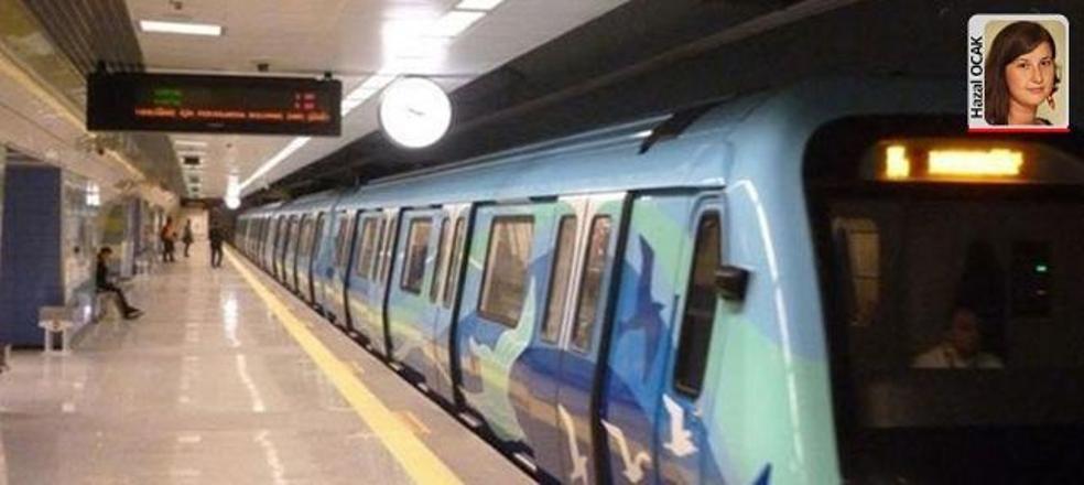 Dış borçla metro hattı yapılacak