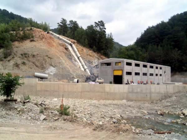 Manavgat'ta Karpuzçay üzerinde 3 HES projesi için 'yürütmeyi durdurma' kararı