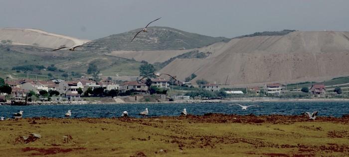Termik santral için yapılan yol projesine, 'kamu yararı yok' gerekçesiyle iptal