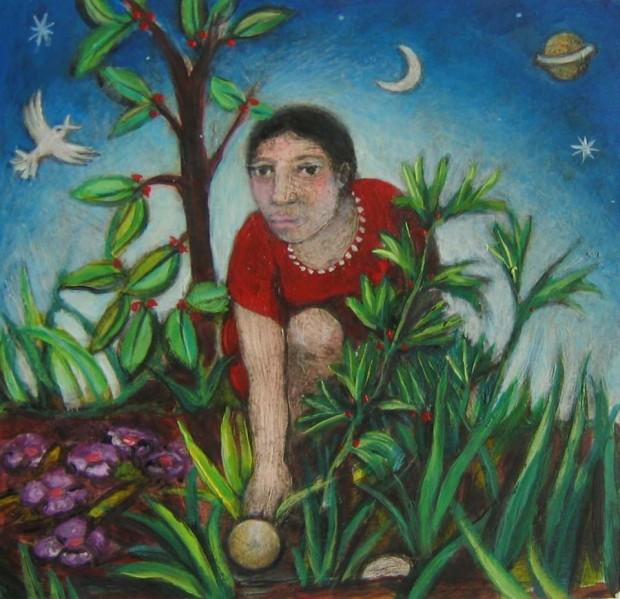 Ecehan Balta ile ekofeminizm sohbeti, Yoğurtçu Kadın Forumu'nda