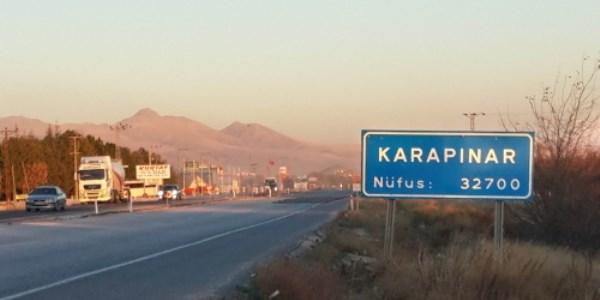 Tahıl ambarı Karapınar'a mahkeme müjdesi: Kömür Ocağı projesine iptal