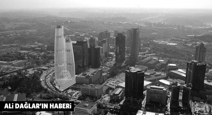 Hattat'ın yargıdan iki, belediyeden beş kez dönen kulesi ÇED'le bitirilmek isteniyor
