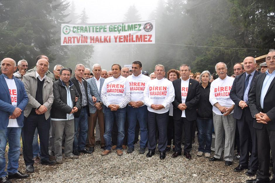 İDAM FERMANI; Doğu Karadeniz felaketin eşiğinde