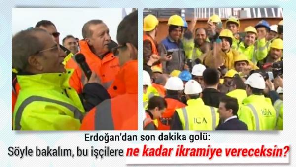 3. köprüde işçiye ulufe