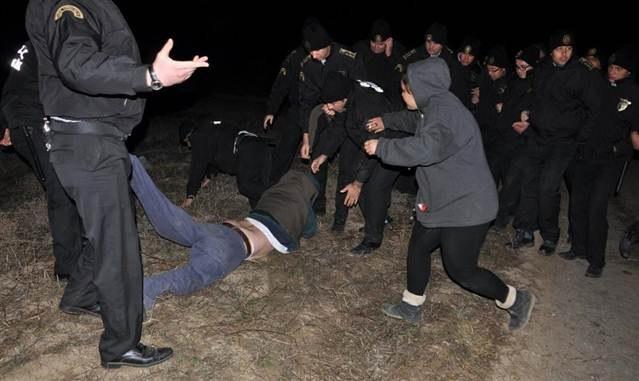 Kolin'in Yırca'da köylüleri döven özel güvenlikçilerine dava açıldı