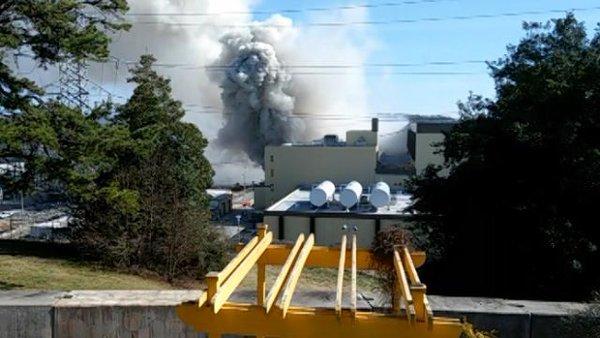 ABD'nin en yaşlı nükleer santrallerinden Oconee'de patlama!