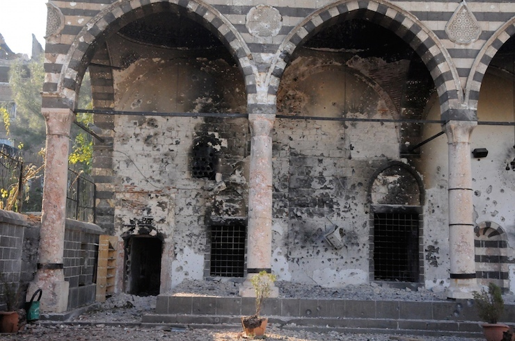 UNESCO 'kapı duvar': Sur'daki tarihi yapılar için yapılan çağrılara sessiz kalındı