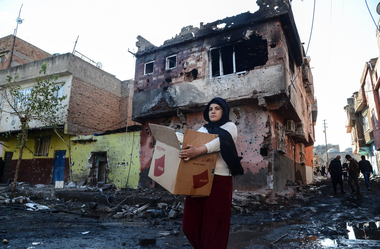 Sur'da kamulaştırma kararına isyan: 'Kültürel ve sosyal soykırım uygulanıyor'