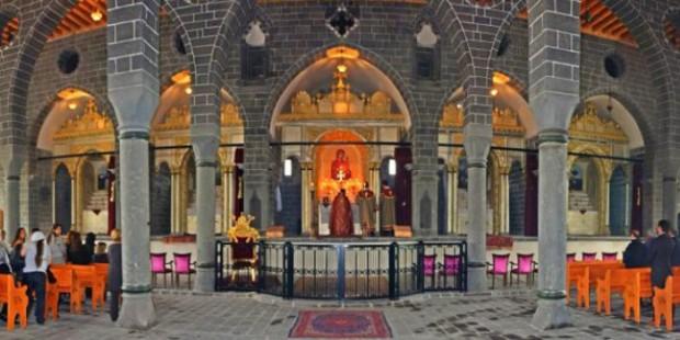 Sur'da Ortadoğu'nun en büyük kilisesi de kamulaştırıldı