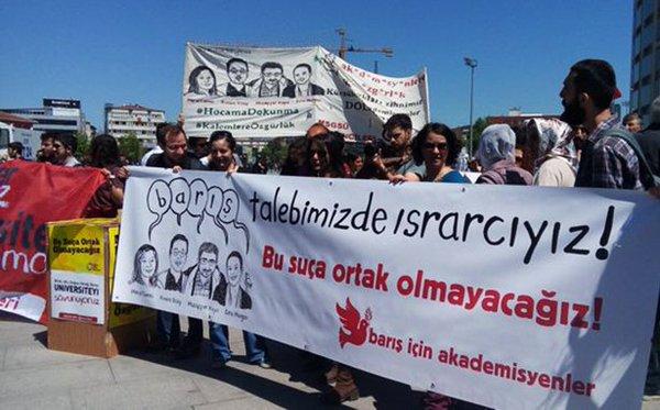 Tutuklu akademisyenler için 38 gün sonra tahliye kararı!