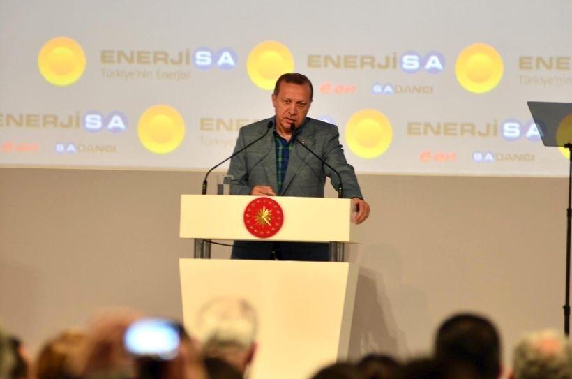 Erdoğan: Çevrecilere aldırmayın! Çünkü çevreciler ranta karşı çıkıyor:)