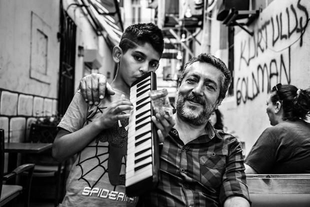 KOS Fotoğraf Grubu, fotoğraf eğitmeni Engin Kaban'la söyleşiyor