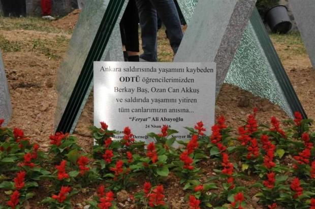 Ankara katliamında yitirdiğimiz ODTÜ'lü Ozan ve Berkay, Kuzey Ormanları'nda yaşayacak