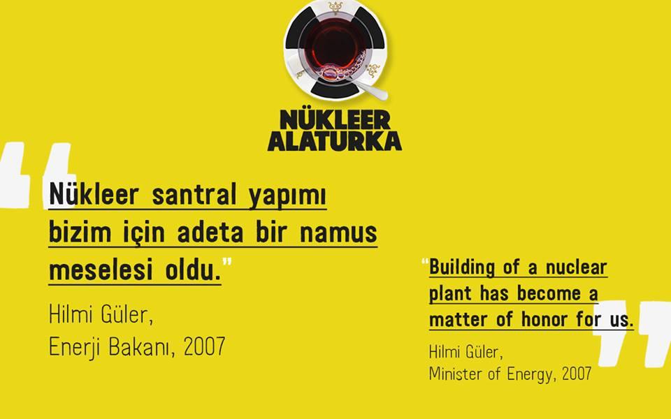 Nükleer Alaturka: Türkiye'nin nükleer ile imtihanı