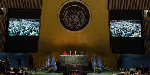 Paris İklim Anlaşması rekor katılımla imzaya açıldı