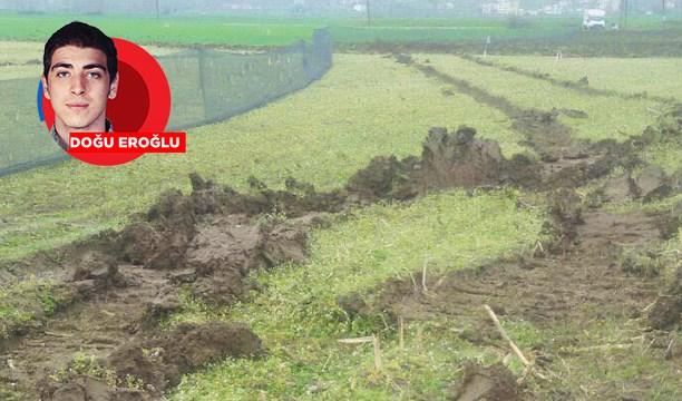 Tarım arazileri betonlaşacak!