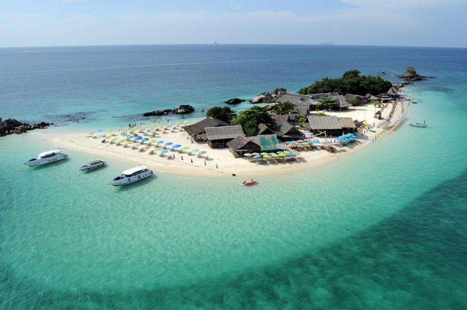 Tayland mercan kayalıkları tahrip oluyor diye adalarını turizme kapatıyor