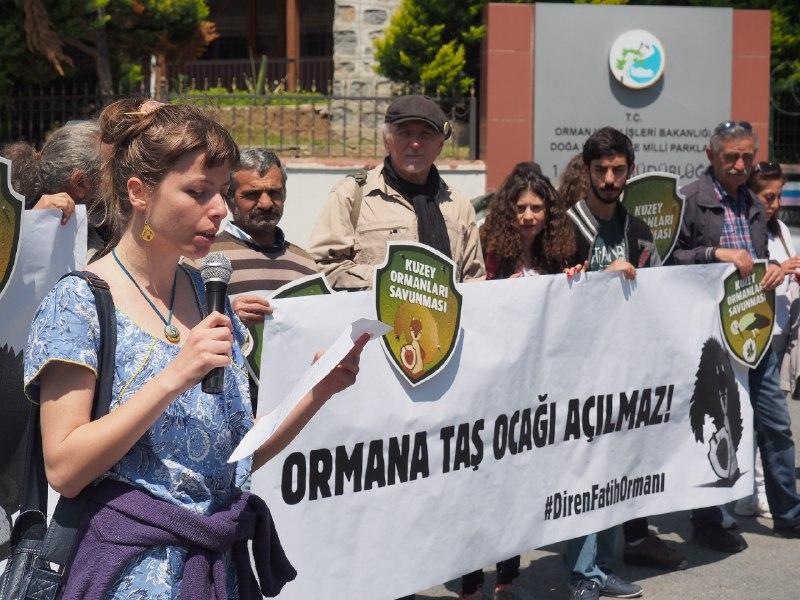 'Fatih Ormanı nefes alanı, yaşamımızın olmazsa olmazı'