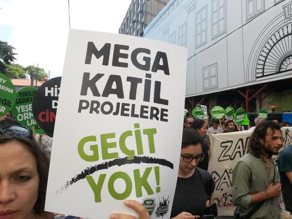 Kâbus proje: Kanal İstanbul