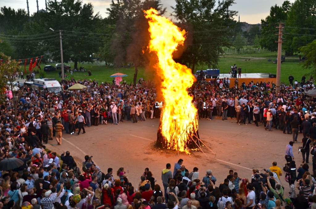 Kakava Festivali bugün başlıyor