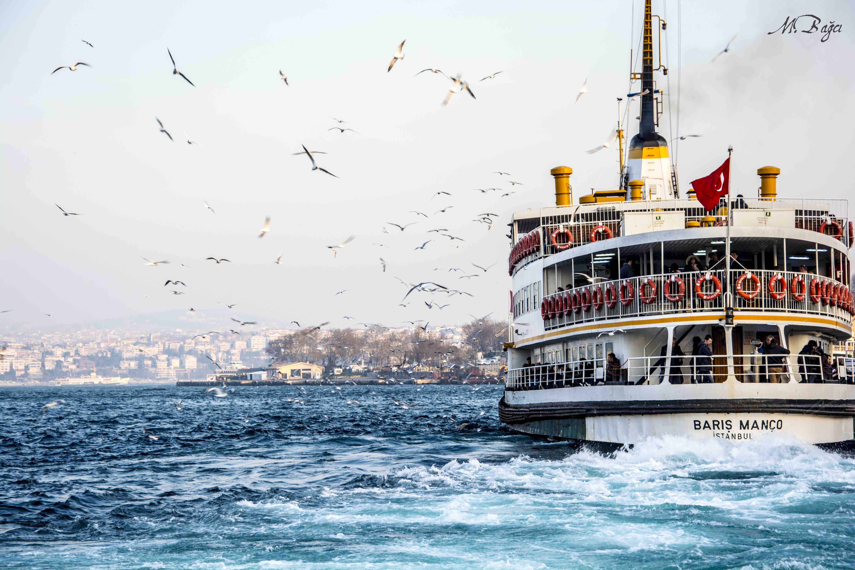 Kentin Tozu: Karadan değil Maviden! Deniz ulaşımı bu kentin olmazsa olmazıdır!