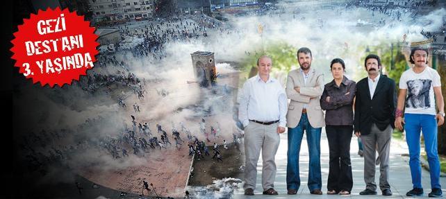 Gezi direnişinde yaralanan ve yakınlarını yitirenler: Bu devran böyle gitmeyecek