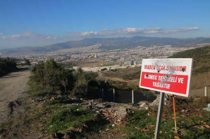 İzmir Büyükşehir Belediyesi iyice çimentoya battı