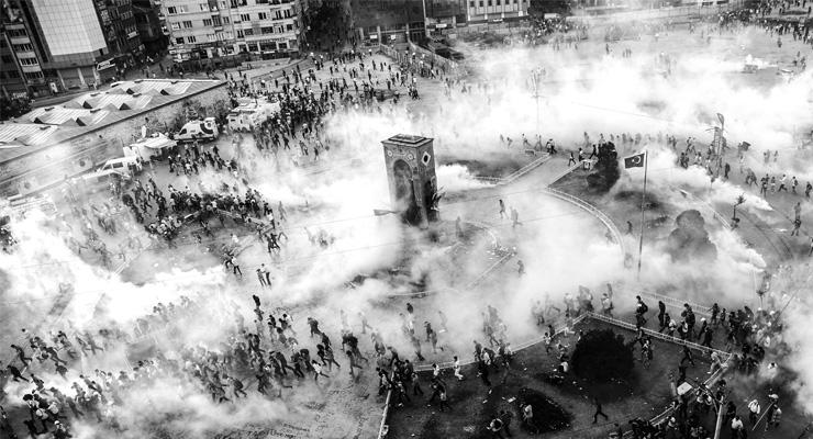Kimin umrunda bağımsız habercilik: Anadolu Ajansı, Gezi'nin yıldönümünde iktidar propagandası yapmaya devam…