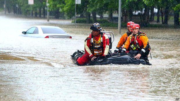 """""""İklim değişikliği sebebiyle, bir milyar kişi sel tehdidi altında yaşayacak"""""""